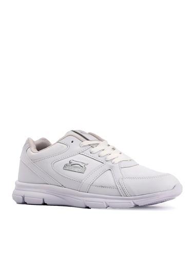 Slazenger Slazenger PERA JUMBO Koşu & Yürüyüş Erkek Ayakkabı  Beyaz